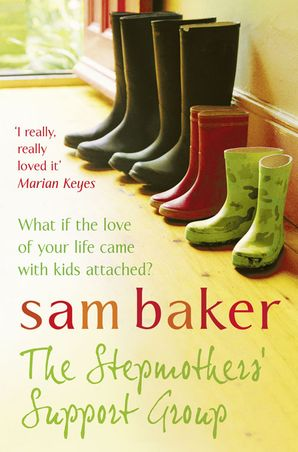 The Stepmothers' Support Group Paperback  by Sam Baker