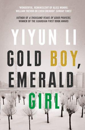 Gold Boy, Emerald Girl Paperback  by Yiyun Li