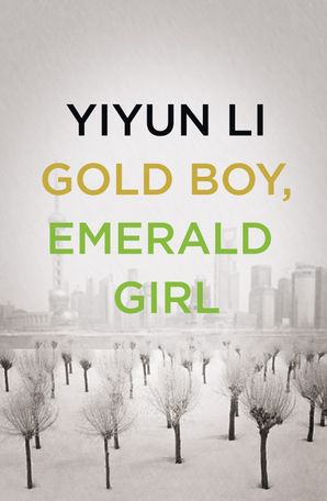 Gold Boy, Emerald Girl Hardcover  by
