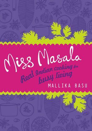 Miss Masala Hardcover  by Mallika Basu