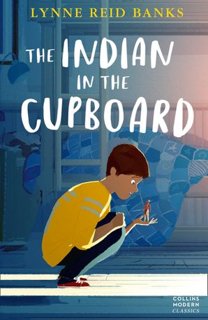 The Indian in the Cupboard Paperback  by Lynne Reid Banks