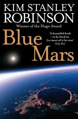 Blue Mars Paperback  by Kim Stanley Robinson