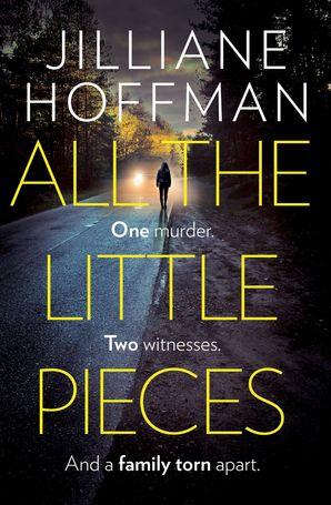 All the Little Pieces Paperback  by Jilliane Hoffman