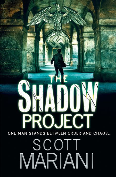 The Shadow Project (Ben Hope, Book 5) - Scott Mariani