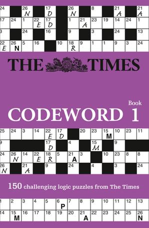 The Times Codeword Paperback  by No Author