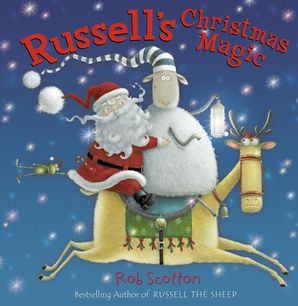 Russell's Christmas Magic Hardcover mini edition by Rob Scotton