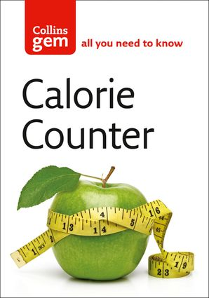 Calorie Counter Paperback New edition by No Author