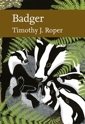 Badger Hardcover  by Timothy J. Roper