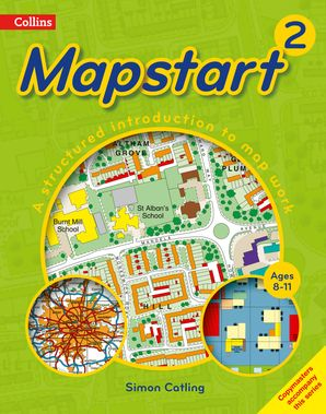 Collins Mapstart 2 (Collins Primary Atlases) Paperback School edition by Simon Catling