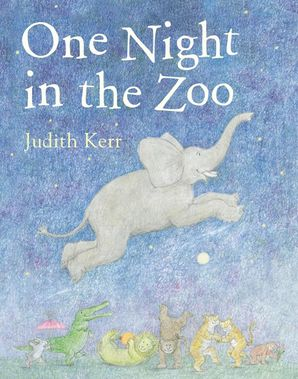 One Night in the Zoo Paperback  by