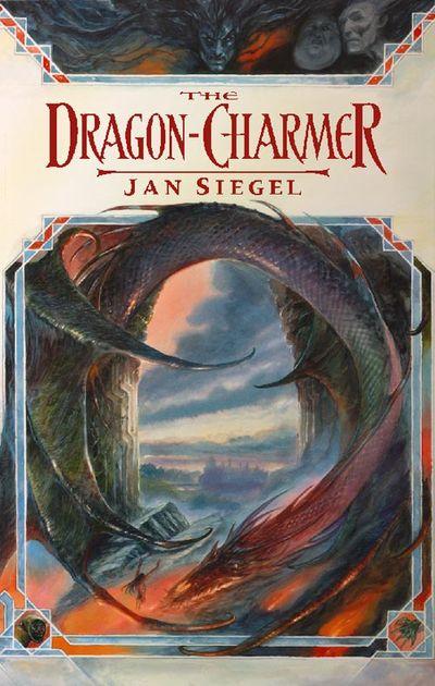 The Dragon-Charmer - Jan Siegel