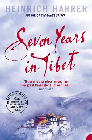 Seven Years in Tibet eBook  by
