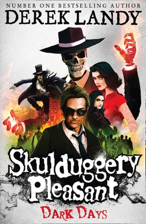 Dark Days (Skulduggery Pleasant, Book 4) Paperback  by Derek Landy