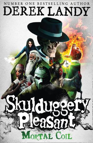 Mortal Coil (Skulduggery Pleasant, Book 5) Paperback  by Derek Landy