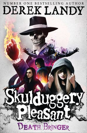 Death Bringer (Skulduggery Pleasant, Book 6) Paperback  by Derek Landy