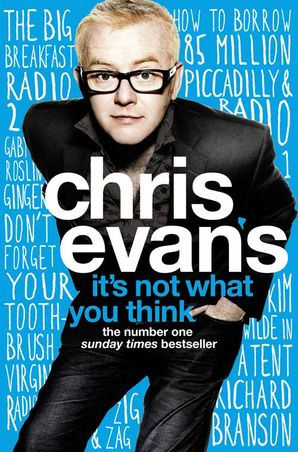 It's Not What You Think Paperback  by Chris Evans