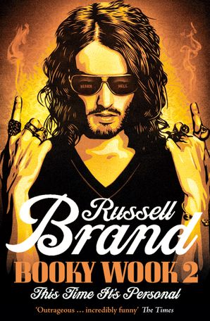 Booky Wook 2 Paperback  by Russell Brand