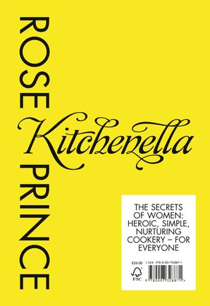 Kitchenella Hardcover  by Rose Prince