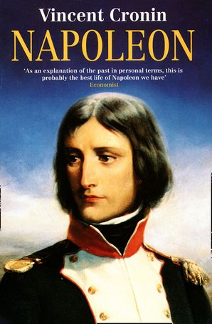 Napoleon Paperback  by Vincent Cronin