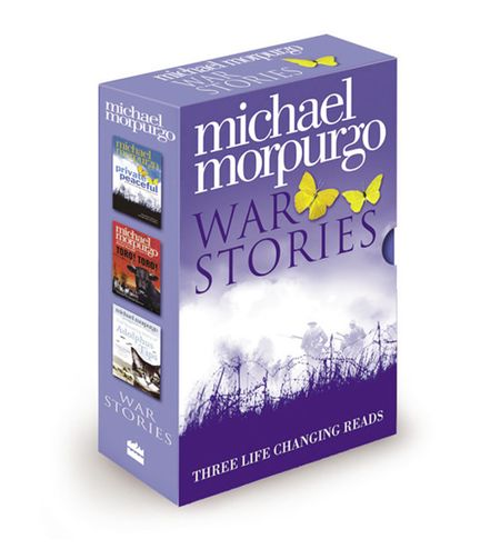 WAR STORIES - Michael Morpurgo