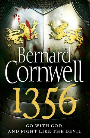 1356 Paperback  by Bernard Cornwell