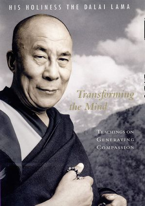 Transforming the Mind Paperback  by His Holiness The Dalai Lama