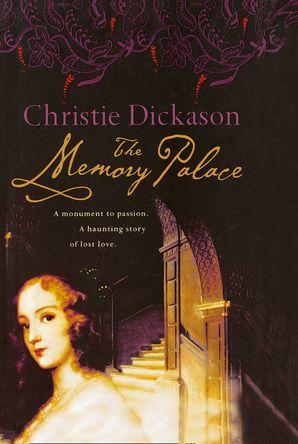 The Memory Palace by Christie Dickason - Paperback