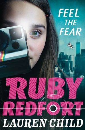 Feel the Fear (Ruby Redfort, Book 4) Paperback  by Lauren Child