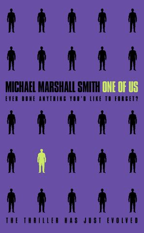 One of Us Paperback  by Michael Marshall Smith