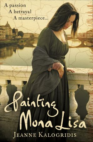 Painting Mona Lisa Paperback  by