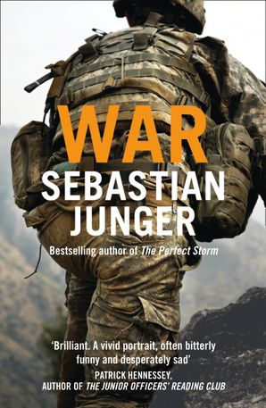 War Paperback  by Sebastian Junger