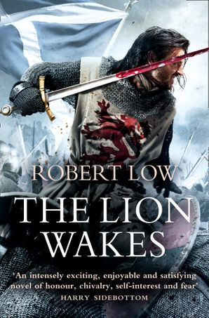 The Lion Wakes Paperback  by