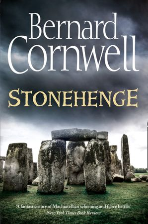 Cover image of Stonehenge: A Novel of 2000 BC
