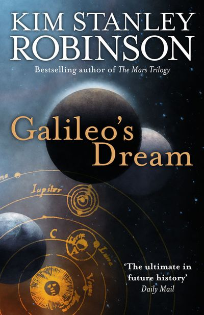 Galileo's Dream - Kim Stanley Robinson