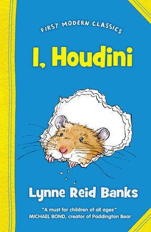 I, Houdini (First Modern Classics) Paperback  by