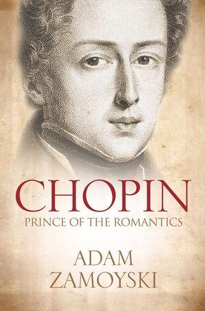 Chopin Hardcover  by Adam Zamoyski
