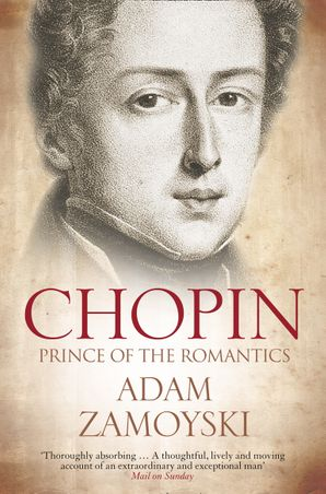 Chopin Paperback  by Adam Zamoyski