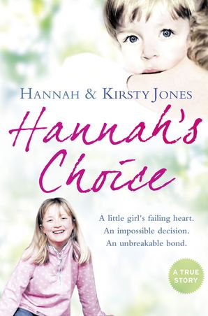 Hannah's Choice Paperback  by Kirsty Jones
