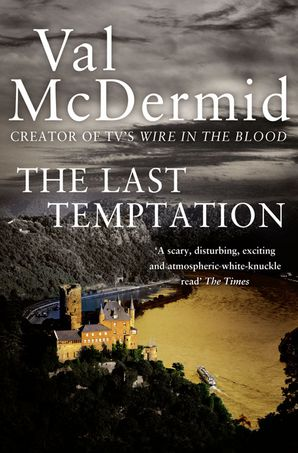 The Last Temptation Paperback  by Val McDermid