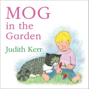 Mog in the Garden Board book  by
