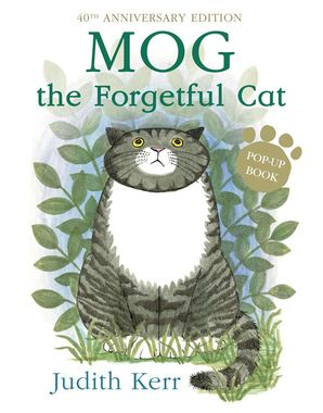Mog the Forgetful Cat Pop-Up Hardcover  by