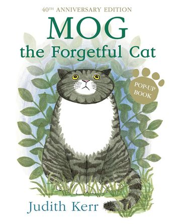 Mog the Forgetful Cat Pop-Up - Judith Kerr, Illustrated by Judith Kerr