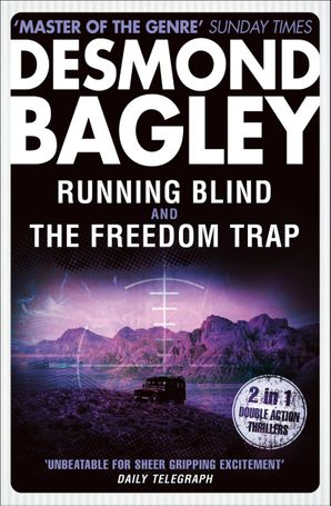 Running Blind / The Freedom Trap eBook  by
