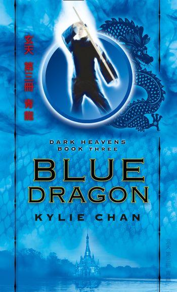 Blue Dragon - Kylie Chan