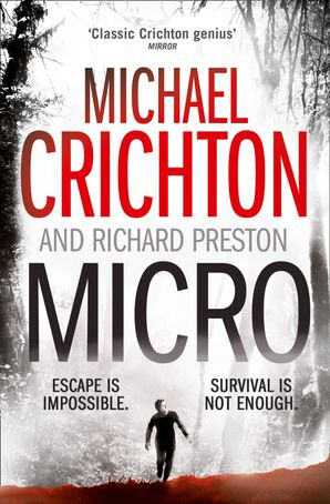 Micro Paperback  by Michael Crichton