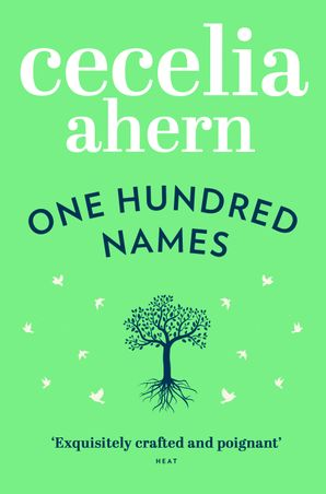 One Hundred Names Paperback  by Cecelia Ahern