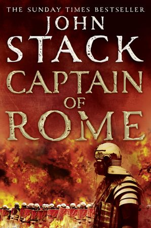 Captain of Rome Paperback  by John Stack