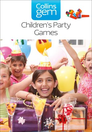 Children's Party Games (Collins Gem) eBook  by No Author