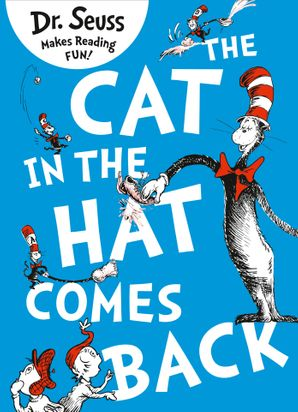 The Cat in the Hat Comes Back (Dr. Seuss) Paperback  by Dr. Seuss