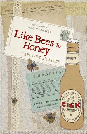 Like Bees to Honey Paperback  by Caroline Smailes